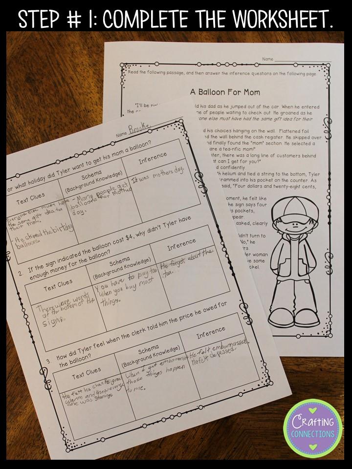 100+ [ Worksheets On Making Inferences For Grade 3 ...