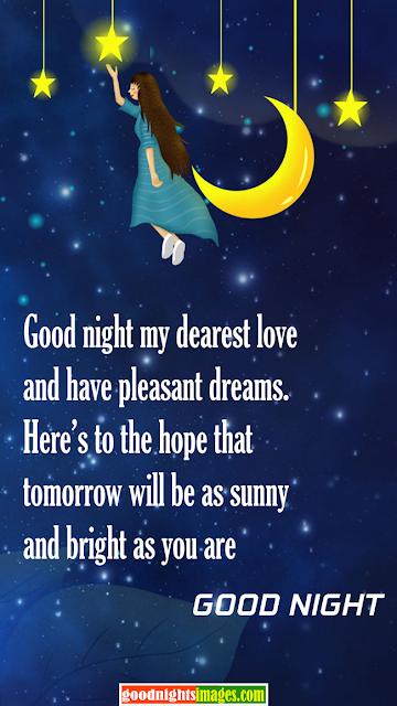 Good Night Motivational Quotes