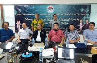 DPD APTRINDO DKI Jakarta Selenggarakan Musda ke II Pada 8 Juni 2020