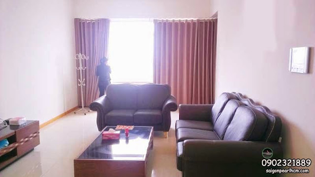 135m2 living room apartment Saigon Pearl