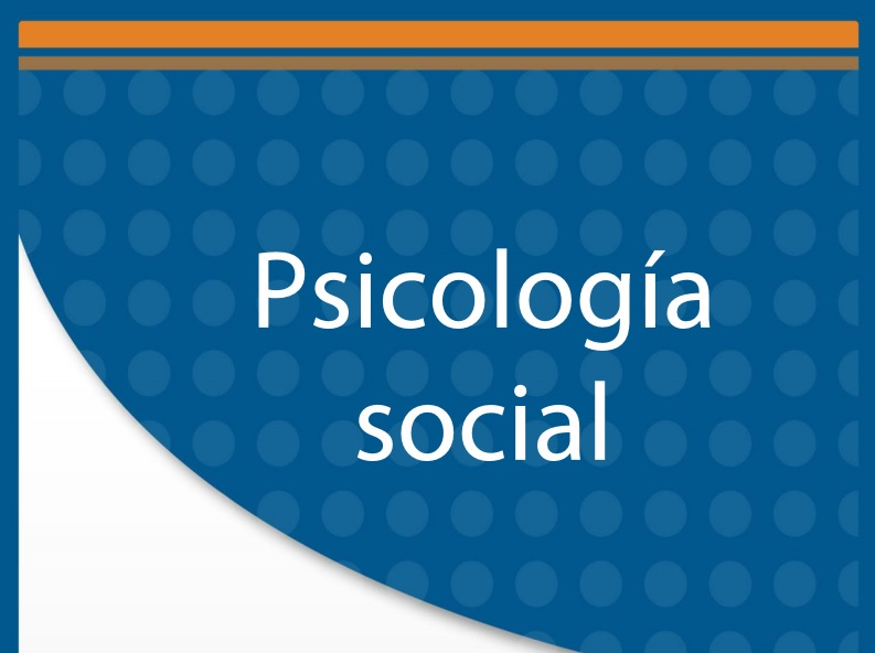 Psicología Social. CLEIN RODRIGUEZ PEREZ
