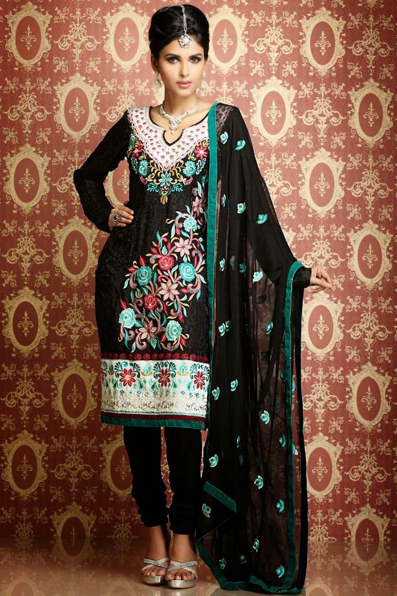 Punjabi Suits Neck Designs Party Wear Design Boutique 2014 Photos Images Pics Latest Punjabi Suit Punjabi Suits Neck Designs Party Wear Design Boutique 2014 Photos Images Pics