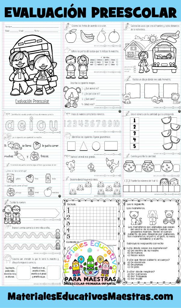 examen-evaluacion-preescolar