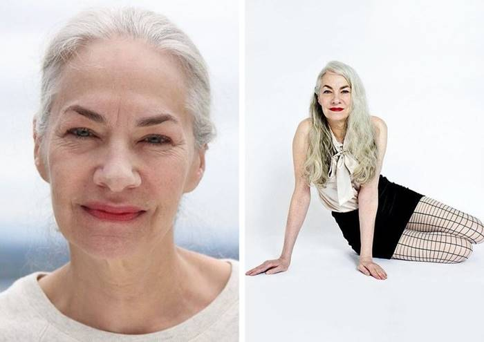 Jacky O'Shaughnessy, 68 years old