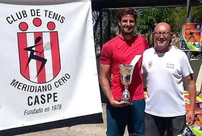 Tenis Aranjuez Caspe