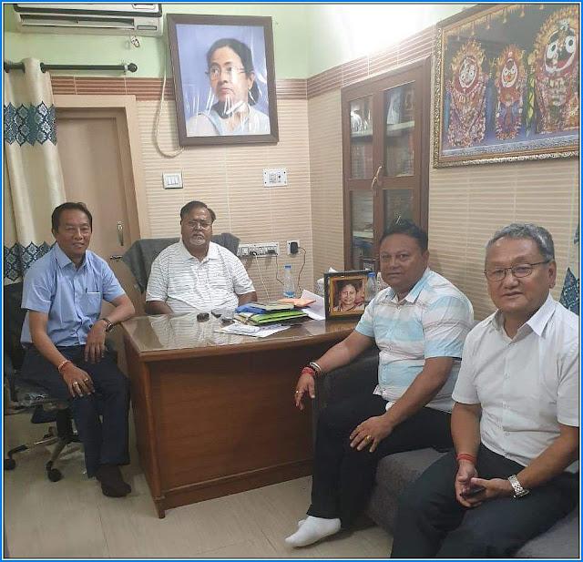 Binay Tamang, Anit Thapa Amarsingh Rai