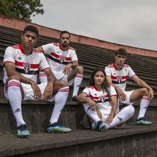 Sao Paulo 2021 Adidas Kits