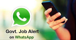 Free Job Alert On Whatsapp