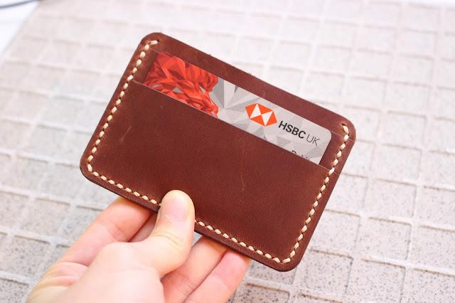 danitruno review, danitruno etsy, danitruno leather, danitruno blog review, danitruno leather cardholder, danitruno leather binder, leather ringbinder review, leather gift ideas, danitruno leather