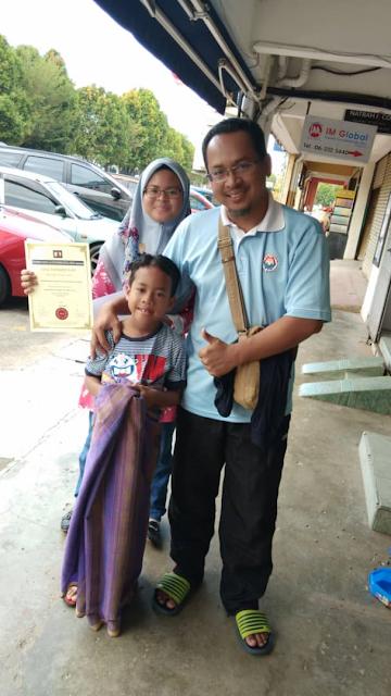 Berkhatan Guna Kaedah Clamp Ismail