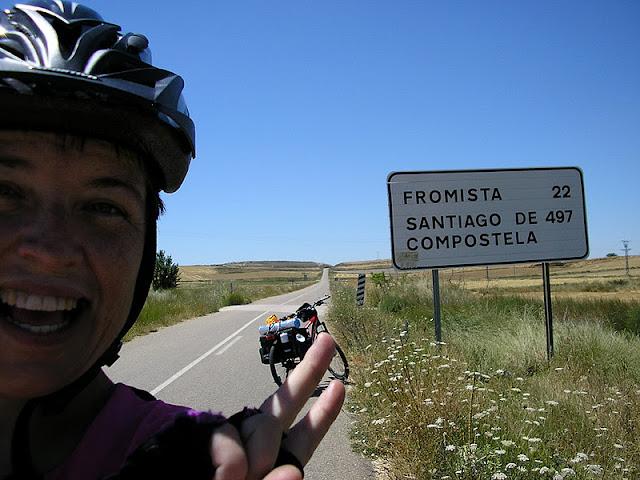 De camino a Frómista