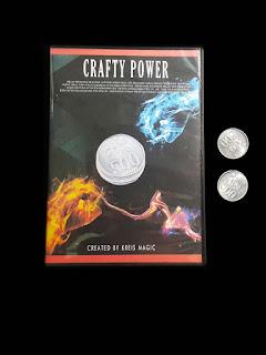 toko sulap jogja Crafty Coin Coin Magic