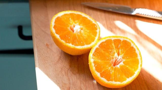 Gambaran buah jeruk