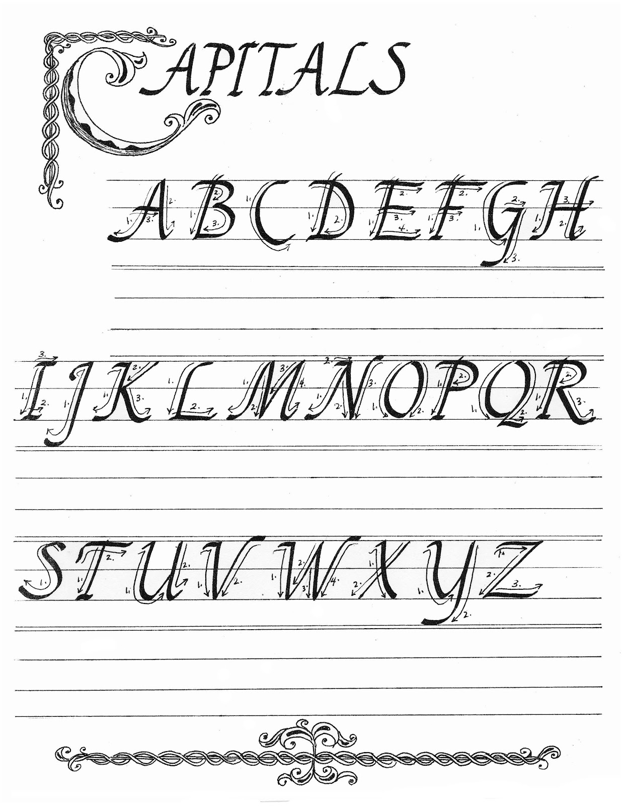 Images About Calligraphy