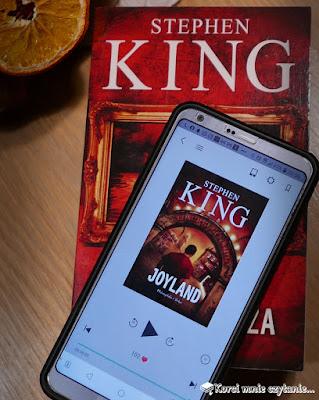 "Stephen King ""Joyland"""