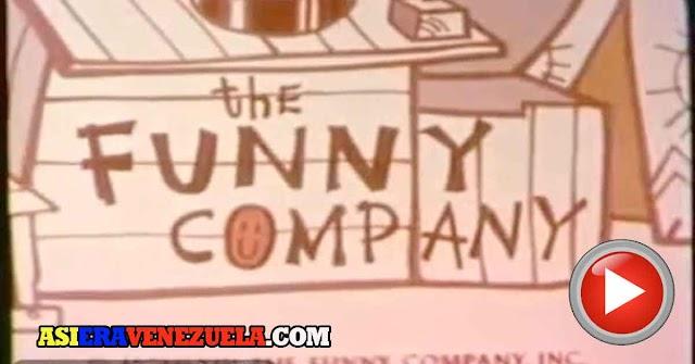 The Funny Company - Una comiquita muy especial de nuestra infancia