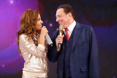 Wanessa e Raul (Crédito: Rodrigo Belentani/SBT)