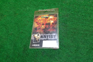 ID Card Rottrevore Death Fest 2005