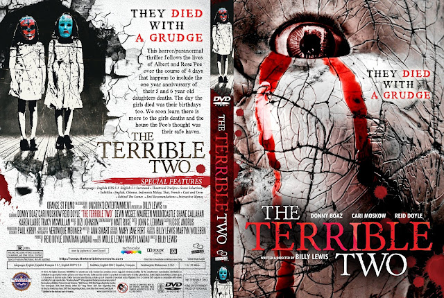 The Terrible Two DVD Cover