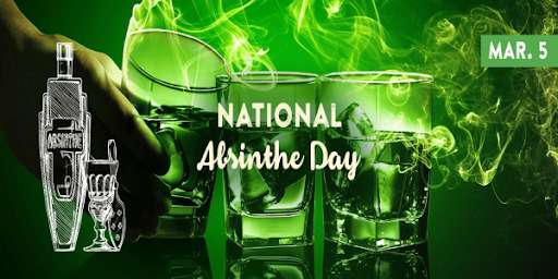 National Absinthe Day Wishes Awesome Images, Pictures, Photos, Wallpapers