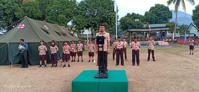 Kepsek SMK Negeri l Manado , Apresiasi Sekaligus Berterima Kasih Kepada Kodam Xlll Merdeka