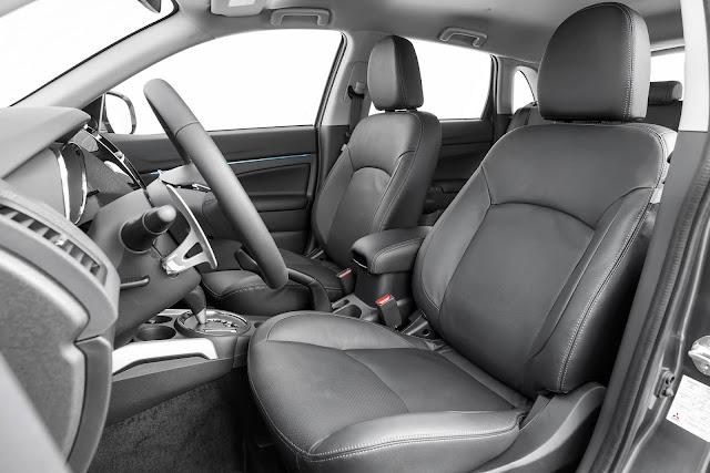 Novo Mitsubishi ASX 2021 - Outlander Sport