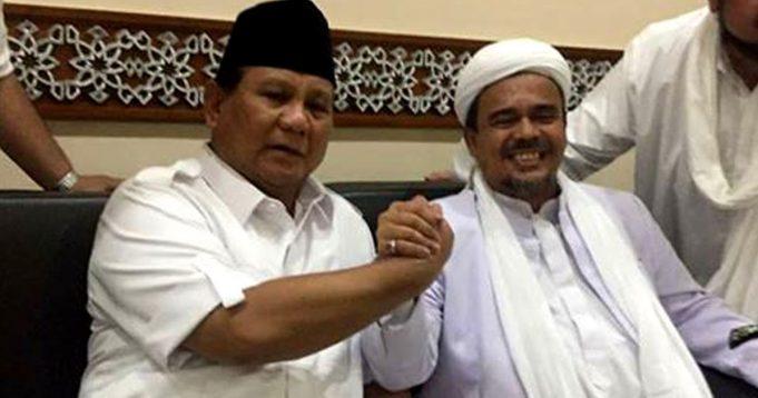 PKS: Prabowo Hingga Habib Rizieq Korban Fitnah Saracen