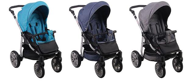 Na co zwrócić uwagę wybierając spacerówkę dla dziecka?