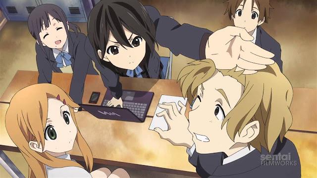 anime like oregairu