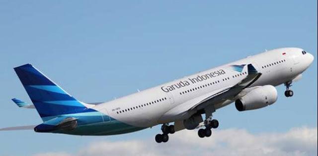 Garuda Indonesia Rumahkan 800 Karyawan Kontrak