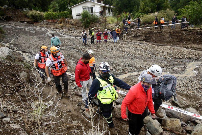 Sistema de alerta temprana de aluviones debió ser desmantelado