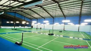 Lapangan Badminton