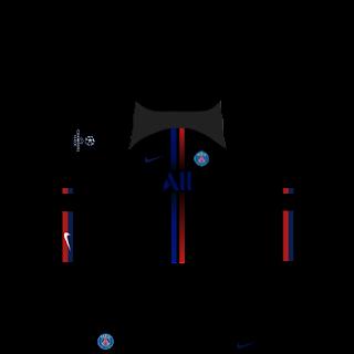 PSG Third Kits DLS 19