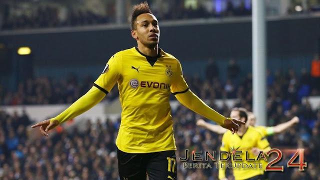 Dortmund Marah Pada Aubameyang Karena Madrid