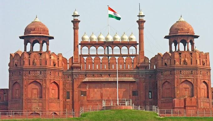 दिल्ली के लाल किले का इतिहास (History of Red Fort  of Delhi )