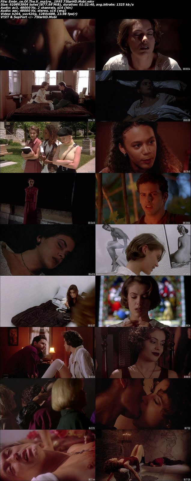 18+ Embrace of the Vampire (1995) Dual Audio 720p BluRay x264 [Hindi + English] ESubs 2