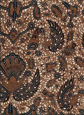 Gambar Motif Batik Indonesia