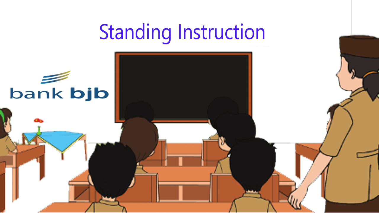 Standing Instruction Bank BJB