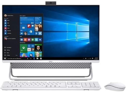 Review Dell Inspiron Full HD Touchscreen All-in-One PC