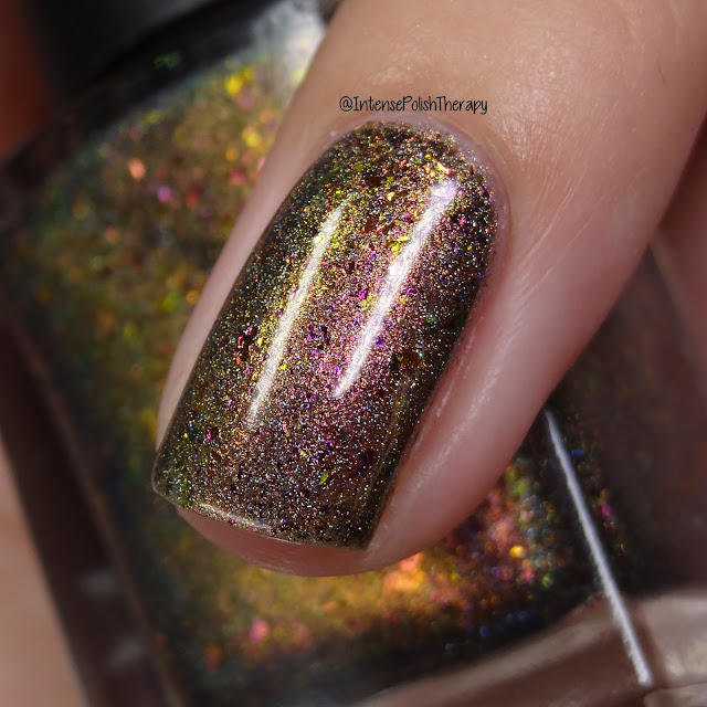 Lollipop Posse Lacquer The Libraries of Night