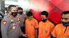 Empat Tahanan Polres Lumajang yang kabur berhasil ditangkap