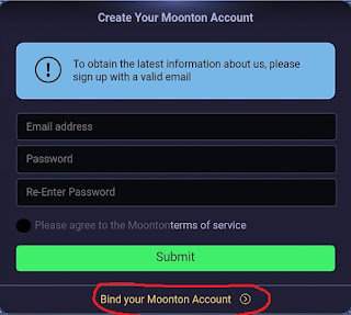 Cara Bind Akun Moonton Mobile Legends