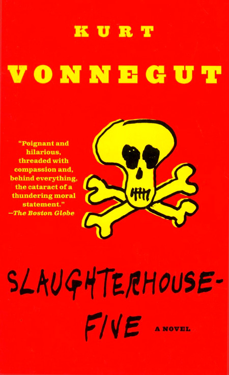 the assimilation of billy pilgrim to kurt vonnegut in slaughterhouse five Slaughterhouse-five, in full, slaughterhouse-five or, the children's crusade: a duty-dance with death, novel by kurt vonnegut, published in 1969the deeply satirical novel blends science fiction with historical facts, notably vonnegut's own experience as a prisoner of war in dresden, germany, during the allied firebombing of that city in early 1945.