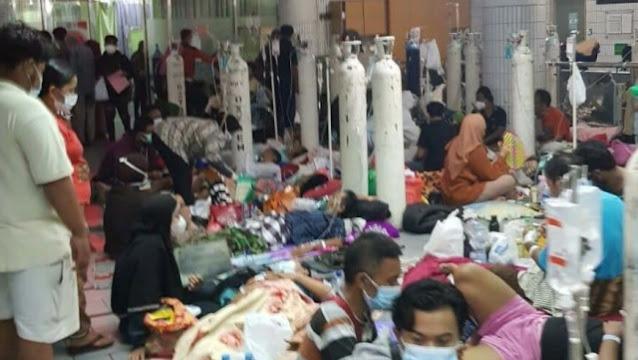 DPR Usul Rakyat Dilatih Jadi Tenaga Kesehatan Rawat Pasien Covid