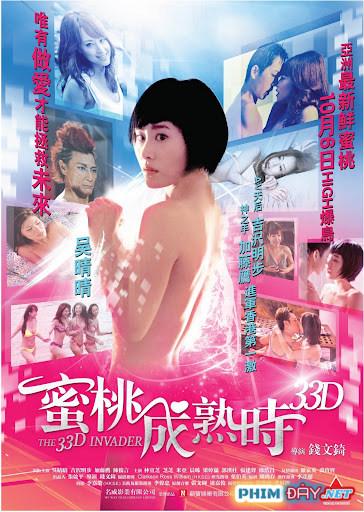 Khi Trái Đào Chín - The 33D Invader (2011)