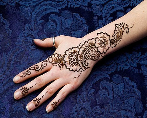 Asian Foods and Cultures: Importance Of Mehndi or Henna In Indian ...