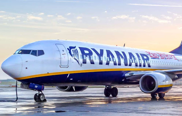 Bilete de avion low cost Ryanair si  Wizz Air rute noi 2016