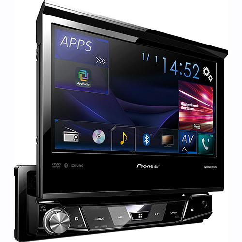 DVD player pioneer com tv digital bluetooth
