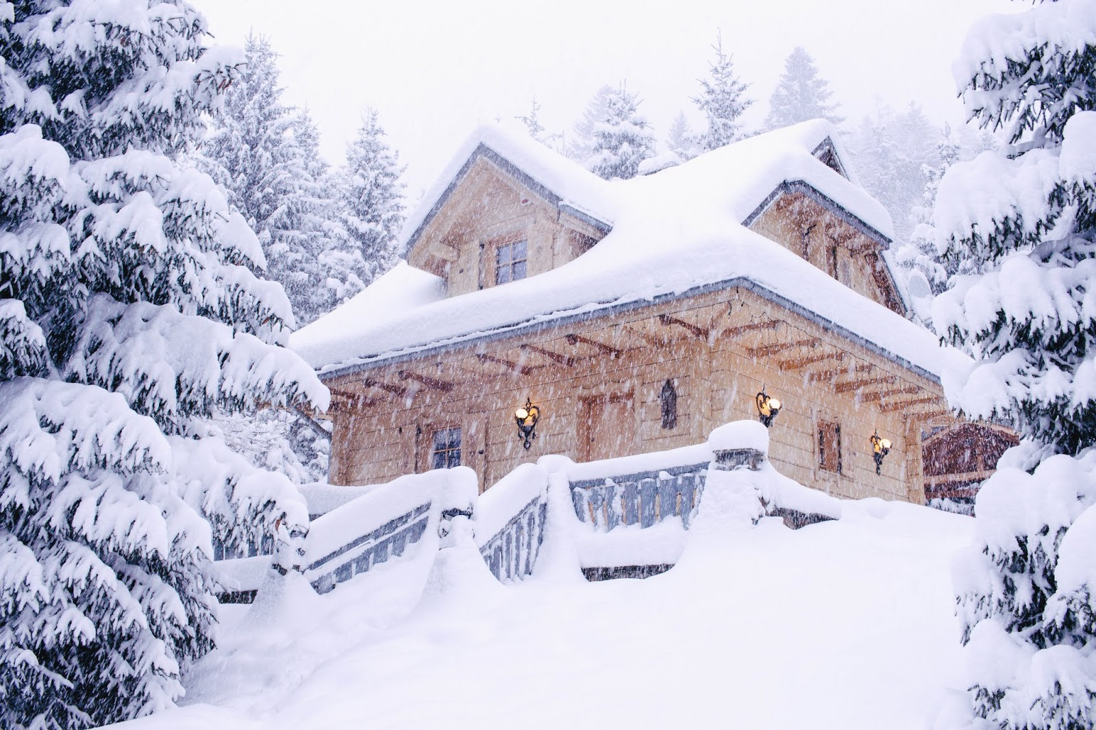 Górskie powitanie Nowego Roku | Rycerka Górna