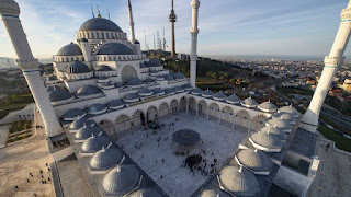 Islam kembali kuat di Turki